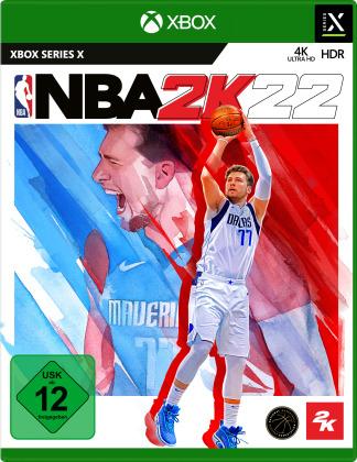 NBA 2K22 (German Edition)