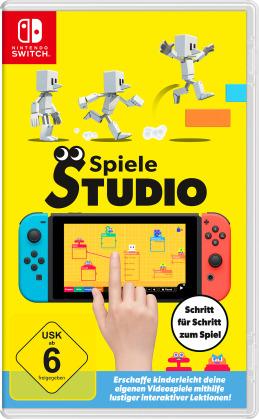 Spielestudio (German Edition)