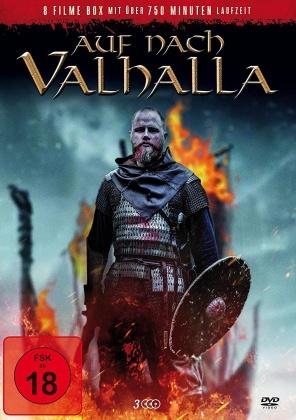 Auf nach Valhalla - 8 Filme (3 DVDs)