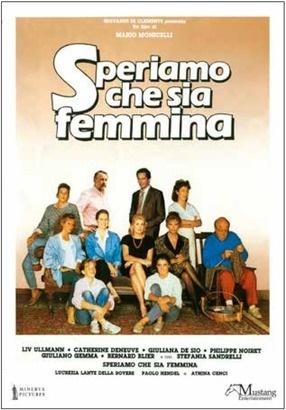 Speriamo che sia femmina (1986) (Riedizione)