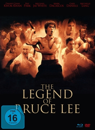 The Legend of Bruce Lee (2009) (Blu-ray + DVD)