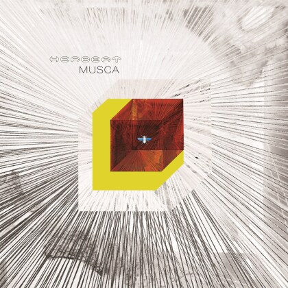 Herbert - Musca (Gatefold, Yellow Vinyl, 2 LPs)