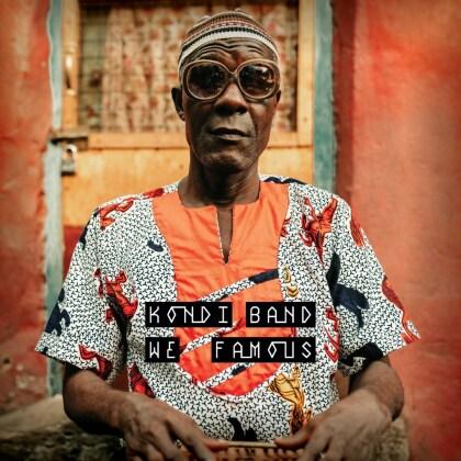 Kondi Band - We Famous (LP)