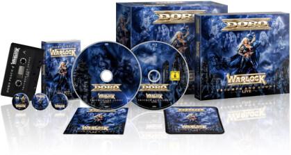 Doro - Warlock - Triumph and Agony Live (Minibox, CD + Blu-ray)