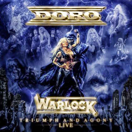 Doro - Warlock - Triumph and Agony Live (CD + Blu-ray)