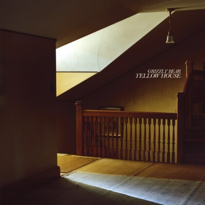 Grizzly Bear - Yellow House (Warp, 15th Anniversary Edition, Limited Edition, Clear Vinyl, 2 LPs + Digital Copy)