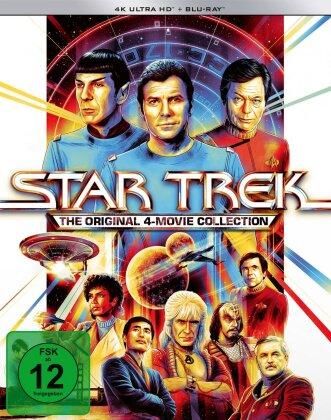 Star Trek - Die Originalfilme - 4-Movie Collection (4 4K Ultra HDs)