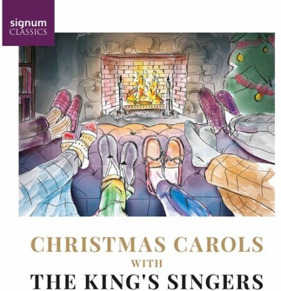 The King's Singers - Christmas Carols With The King's Singers