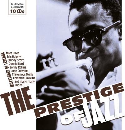 Prestige Of Jazz (10 CDs)