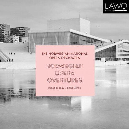 Norwegian National Opera Orchestra & Ingar Heine Bergby - Norwegian Opera Overtures