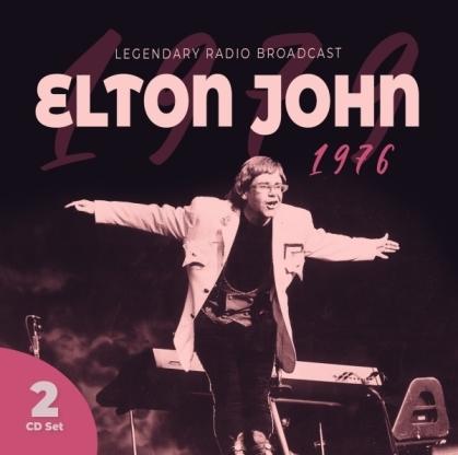 Elton John - 1976 / Radio Broadcast (2 CDs)