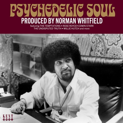 Psychedelic Soul Produced By Norman Whitfield