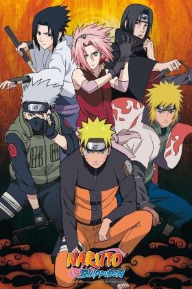 Naruto Shippuden: Group - Maxi Poster