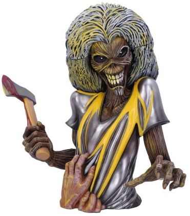 Iron Maiden: Killers Eddie - Bust Box