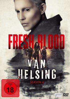 Van Helsing - Staffel 4 (4 DVDs)