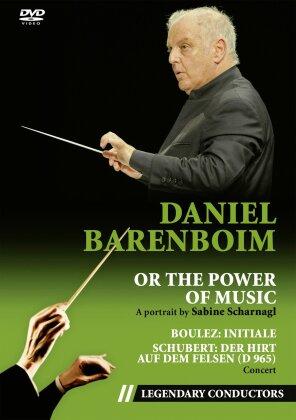 Daniel Barenboim or the Power of Music - Bouliez: Initiale / Schubert: Der Hirt auf dem Felsen (Legendary Conductors)