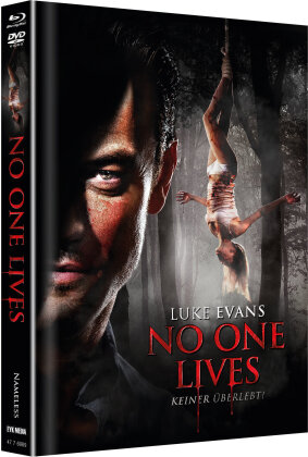 No One Lives (2012) (Cover B, Limited Edition, Mediabook, Blu-ray + DVD)