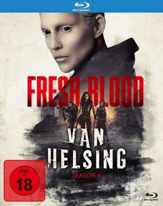 Van Helsing - Staffel 4 (2 Blu-rays)