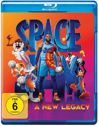 Space Jam 2 - A New Legacy (2021)