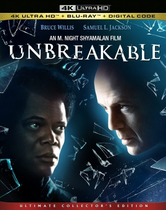 Unbreakable (2000) (Ultimate Collector's Edition, 4K Ultra HD + Blu-ray)