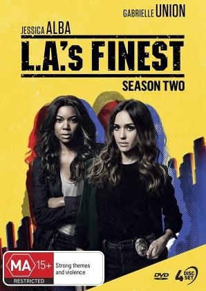 L.A's Finest - Season 2 (4 DVDs)