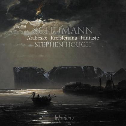 Robert Schumann (1810-1856) & Stephen Hough - Arabeske Kreisleriana & Fantasie