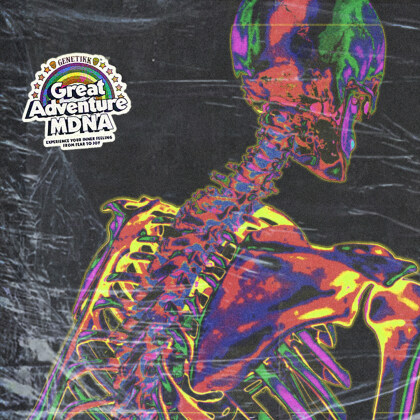 Genetikk - Mdna (2021 Reissue, Outta This World)