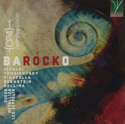 Celloplayquartet - Barocko