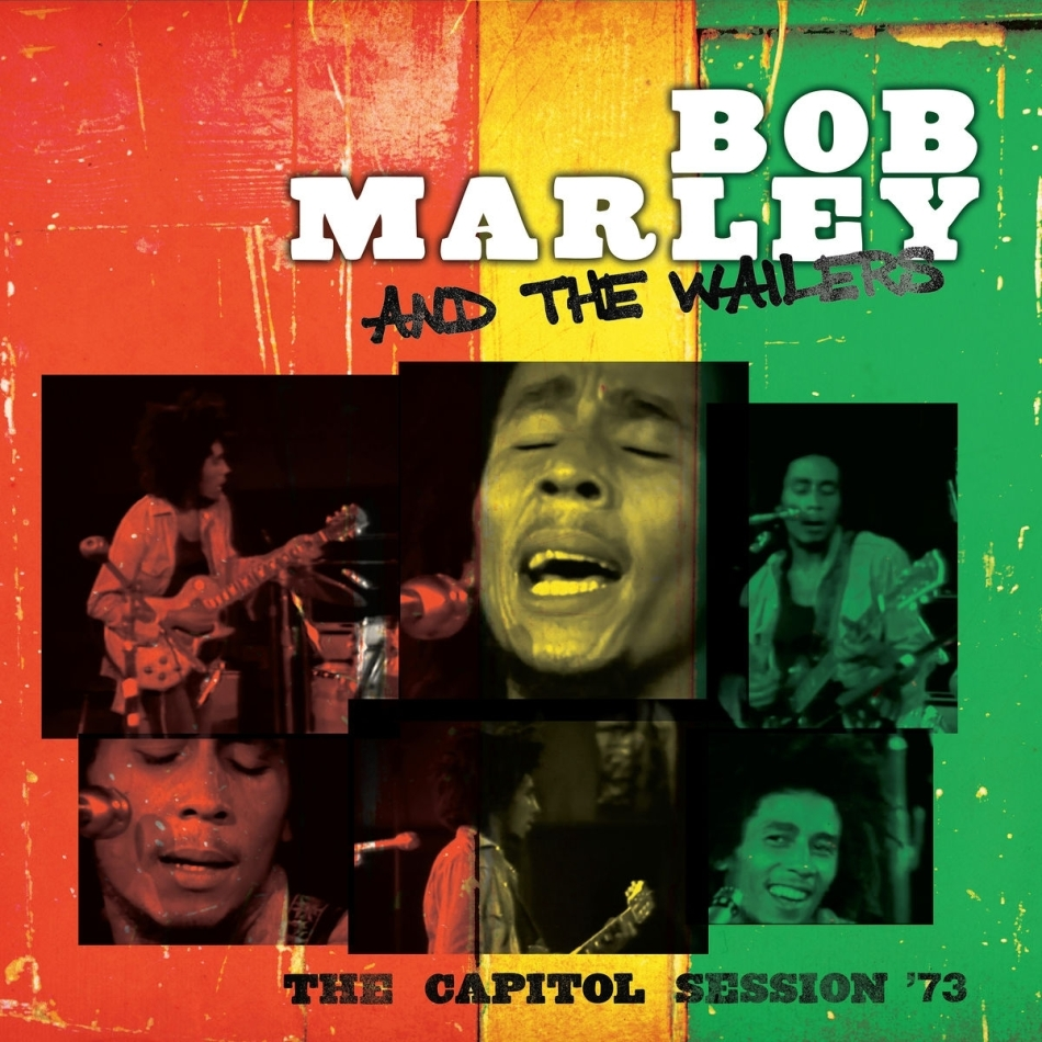 Bob Marley & The Wailers - The Capitol Session '73 (Limited Edition, Colored, 2 LPs)
