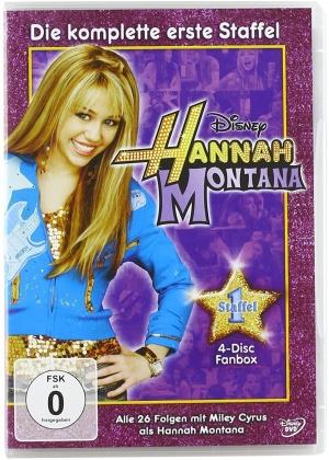 Hannah Montana - Staffel 1 (4 DVDs)