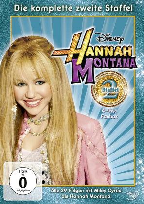 Hannah Montana - Staffel 2 (4 DVDs)