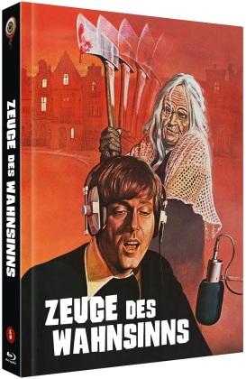 Zeuge des Wahnsinns (1978) (Cover C, Limited Edition, Mediabook, Blu-ray + DVD)