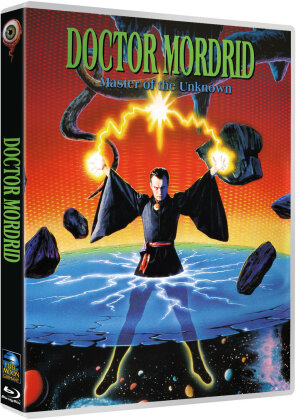 Doctor Mordrid (1992) (Limited Edition, Blu-ray + DVD)