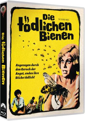 Die tödlichen Bienen (1966) (Limited Edition, Mediabook, Blu-ray + DVD)