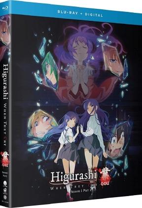 Higurashi - When They Cry GOU - Season 1 - Part 1 (2 Blu-rays)