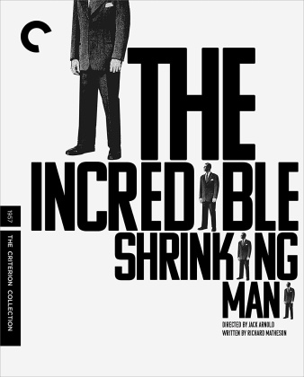 The Incredible Shrinking Man (1957) (s/w, Criterion Collection)