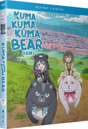 Kuma Kuma Kuma Bear - Season 1 (2 Blu-rays)