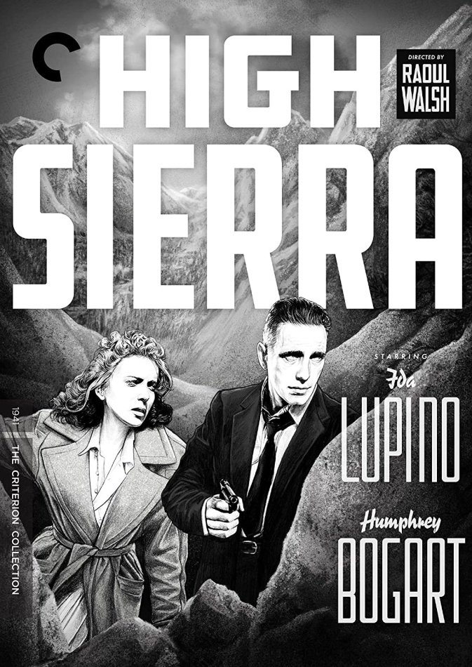 High Sierra (1941) (s/w, Criterion Collection)