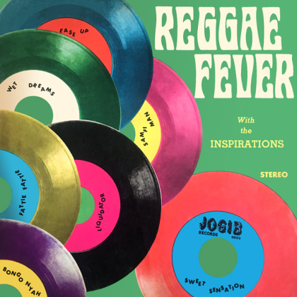 Inspirations & Friends - Reggae Fever (2 CDs)