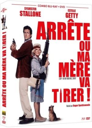 Arrête ou ma mère va tirer ! (1992) (Blu-ray + DVD)