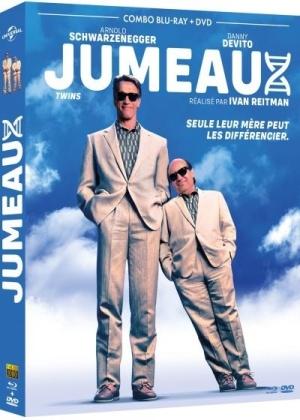 Jumeaux (1988) (Blu-ray + DVD)