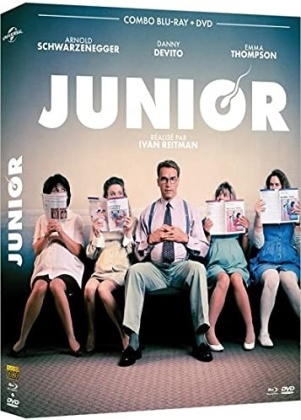 Junior (1994) (Blu-ray + DVD)