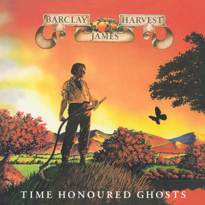 Barclay James Harvest - Time Honoured Ghosts (Esoteric, 2021 Reissue, CD + DVD)