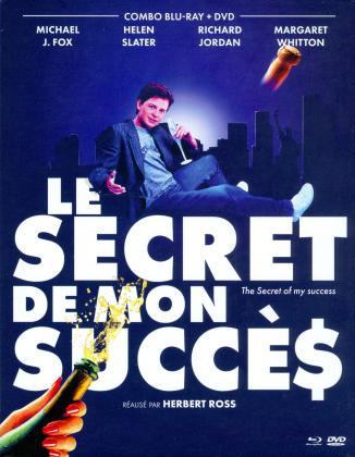 Le secret de mon succès (1987) (Blu-ray + DVD)