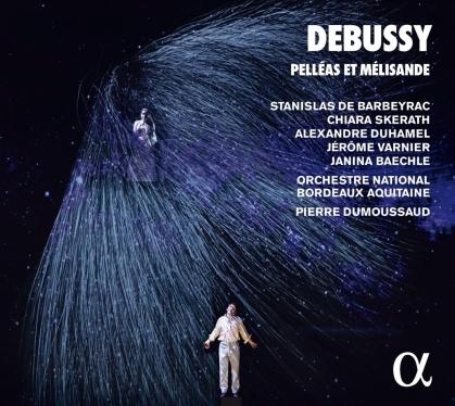 Claude Debussy (1862-1918), Pierre Dumoussaud, Stanislas de Barbeyrac, Chiara Skerath, Alexandre Duhamel, … - Pelleas Et Melisande (2 CDs)