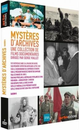 Mystères d'archives - Saison 6 (2 DVD)