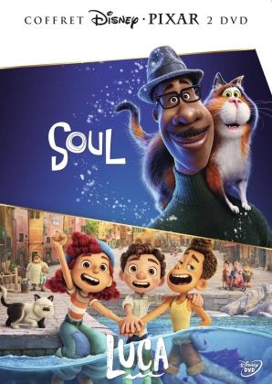 Soul / Luca (2020) (2 DVD)