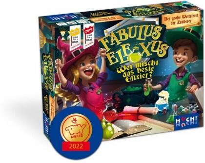 Fabulus Elexus - Wer mischt das beste Elixier?