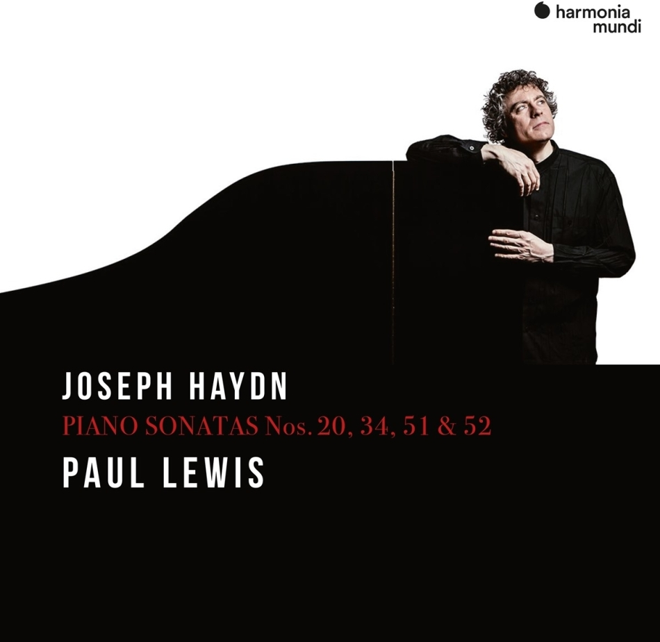 Joseph Haydn (1732-1809) & Paul Lewis (*1943) - Piano Sonatas Nos. 20, 34, 51, 52