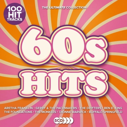 Ultimate Hits: 60s (5 CDs)